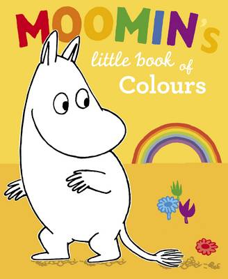 Moomin's Little Book of Colours - Moomin (Board book)