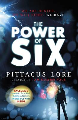 The Power of Six - The Lorien Legacies (Paperback)