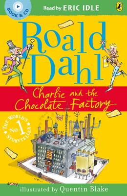 Charlie and the Chocolate Factory - Penguin Modern Classics