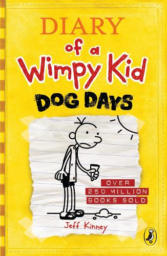 Diary of a Wimpy Kid: Dog Days (Book 4) - Diary of a Wimpy Kid (Paperback)