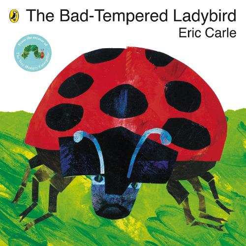 The Bad-tempered Ladybird (Paperback)
