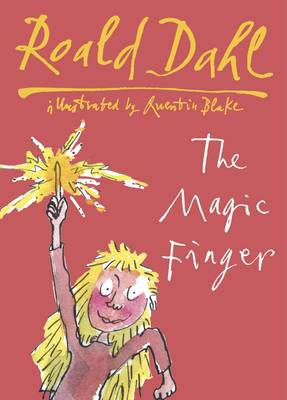 The Magic Finger (Hardback)