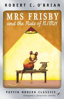 Mrs Frisby and the Rats of NIMH - Puffin Modern Classics (Paperback)