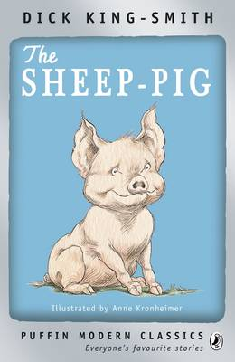 The Sheep-pig - Puffin Modern Classics (Paperback)