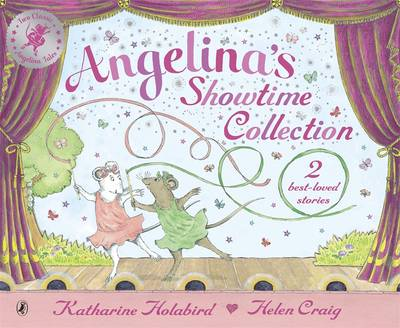 Angelina's Showtime Collection - Angelina Ballerina (Paperback)