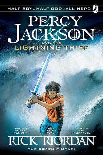 Percy Jackson and the Lightning Thief: The Graphic Novel (Book 1) - Percy Jackson Graphic Novels (Paperback)