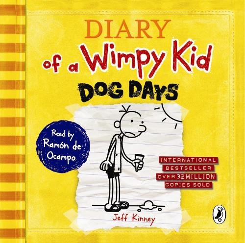 Dog Days (Diary of a Wimpy Kid book 4) - Diary of a Wimpy Kid (CD-Audio)
