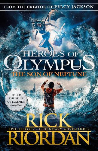 The Son of Neptune (Heroes of Olympus Book 2) - Heroes of Olympus (Paperback)