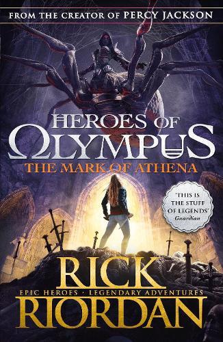 The Mark of Athena (Heroes of Olympus Book 3) - Heroes of Olympus (Paperback)