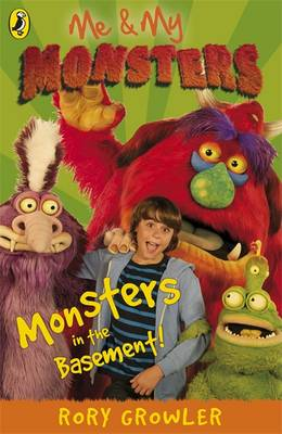 Monsters in the Basement - Me and My Monsters (Paperback)