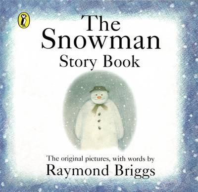 The Snowman: Story Book (Spiral bound)