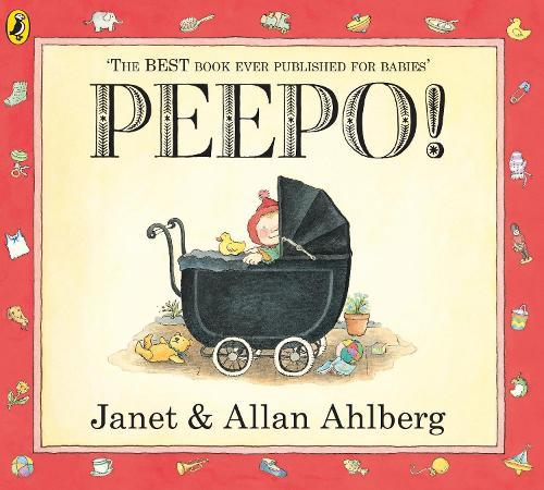 Peepo! (Paperback)