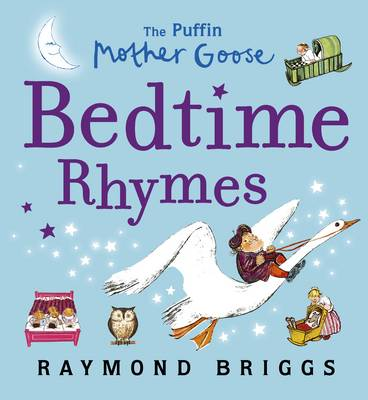 Puffin Mother Goose Bedtime Rhymes (Board book)