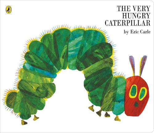 The Very Hungry Caterpillar (Hardback)