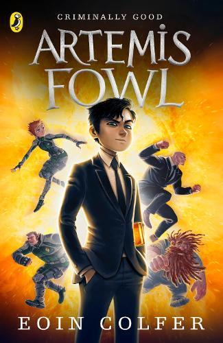 Artemis Fowl - Artemis Fowl (Paperback)