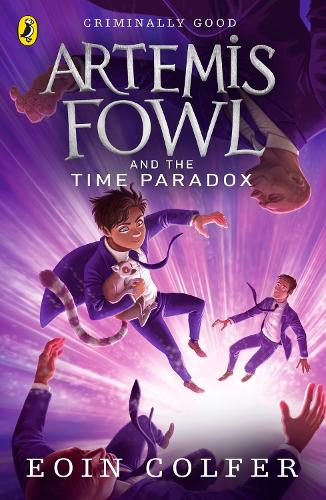 Artemis Fowl and the Time Paradox - Artemis Fowl (Paperback)