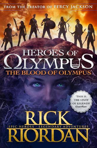 The Blood of Olympus (Heroes of Olympus Book 5) - Heroes of Olympus (Paperback)