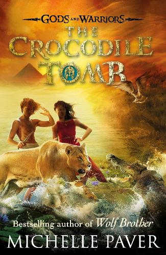 The Crocodile Tomb (Gods and Warriors Book 4) - Gods and Warriors (Paperback)