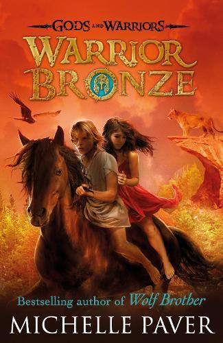Warrior Bronze (Gods and Warriors Book 5) - Gods and Warriors (Paperback)