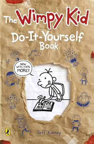 Diary of a Wimpy Kid: Do-It-Yourself Book - Diary of a Wimpy Kid (Paperback)