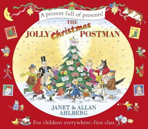 The Jolly Christmas Postman - The Jolly Postman (Hardback)