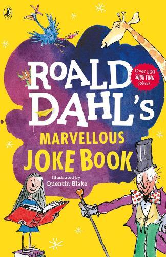 Roald Dahl\'s Marvellous Joke Book