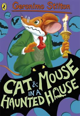 Geronimo Stilton: Cat and Mouse in a Haunted House (#3) - Geronimo Stilton (Paperback)