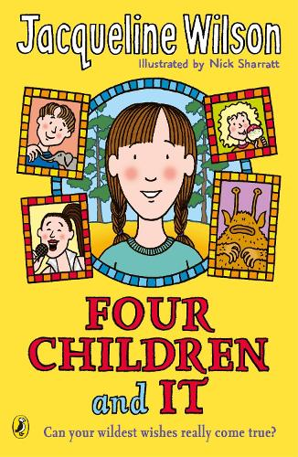Four Children and It (Paperback)