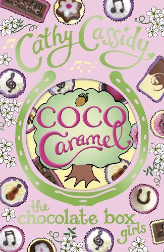 Chocolate Box Girls: Coco Caramel - Chocolate Box Girls (Paperback)