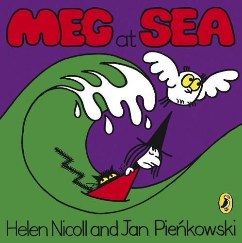 Meg at Sea - Meg and Mog (Spiral bound)