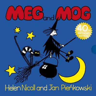Meg and Mog - Meg and Mog (Hardback)