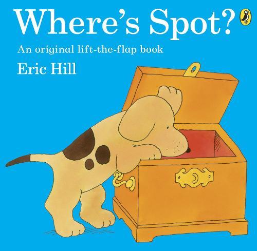 Where's Spot? - Spot (Paperback)