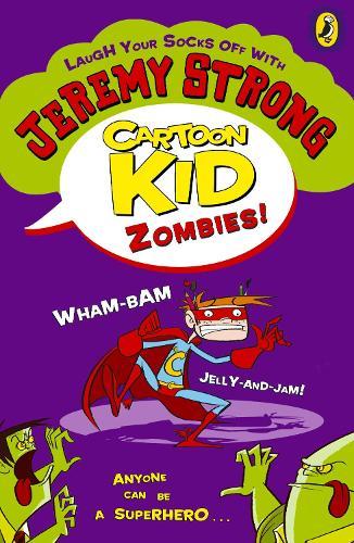 Cartoon Kid - Zombies! - Cartoon Kid (Paperback)