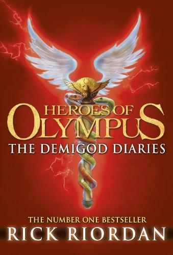 The Demigod Diaries (Heroes of Olympus) - Heroes of Olympus (Hardback)