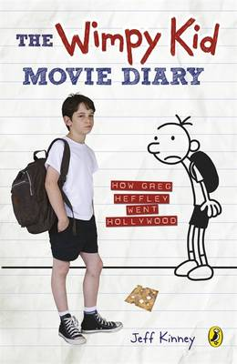 The wimpy kid movie diary by jeff kinney waterstones the wimpy kid movie diary how greg heffley went hollywood paperback solutioingenieria Images