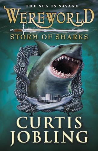 Wereworld: Storm of Sharks (Book 5) - Wereworld (Paperback)