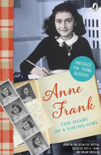 The Diary of Anne Frank (Abridged for young readers) (Paperback)