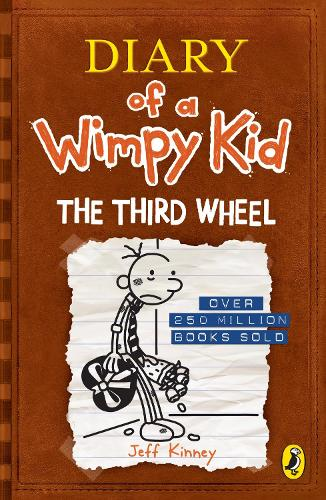 The Third Wheel (Diary of a Wimpy Kid book 7) - Diary of a Wimpy Kid (Paperback)