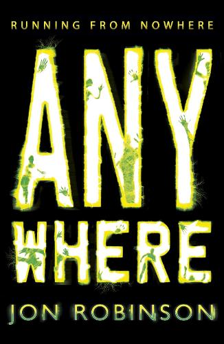Anywhere (Nowhere Book 2) (Paperback)
