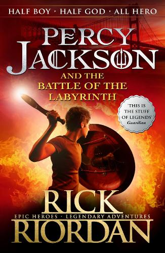 Percy Jackson and the Battle of the Labyrinth (Book 4) - Percy Jackson (Paperback)