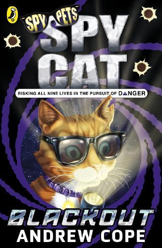 Spy Cat: Blackout (Paperback)