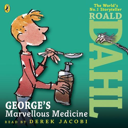 George's Marvellous Medicine (CD-Audio)