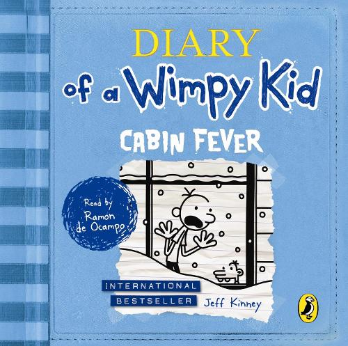 Cabin Fever (Diary of a Wimpy Kid book 6) - Diary of a Wimpy Kid (CD-Audio)