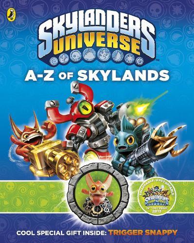 Skylanders: A to Z of Skylands - Skylanders (Hardback)