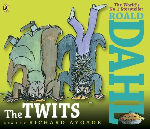 The Twits (CD-Audio)