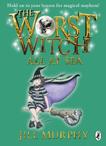 The Worst Witch All at Sea - The Worst Witch (Paperback)