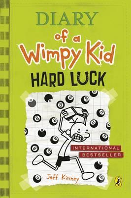 Hard Luck - Diary of a Wimpy Kid Book 8 (Hardback)
