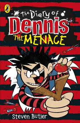 The Diary of Dennis the Menace (book 1) - The Diary of Dennis the Menace (Paperback)
