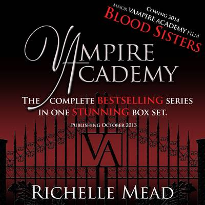 Vampire Academy The Complete Series Box Set