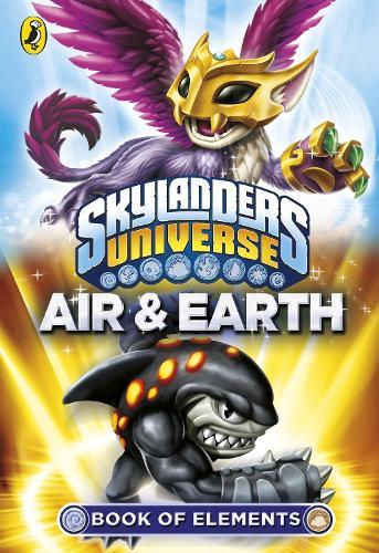 Skylanders Book of Elements: Air and Earth - Skylanders (Paperback)